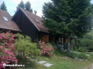 chalet canadese, Abano Terme