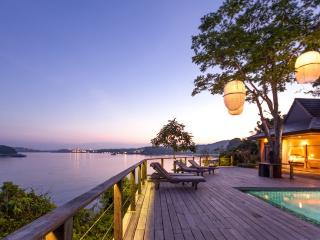 This is the Villa on Holiday Lettings home page !, Cape Panwa