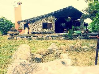 chalet on the hill of Cilento, Scario