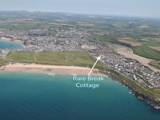 Cottage near Fistral Beach, Newquay