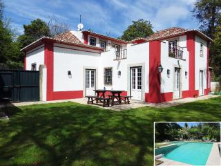 Villa in Sintra with Pool & Wi-fi 10 guests