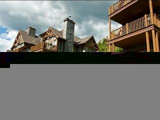 Views of Forest and Village - Walk to Village or Hiking Trails (6112), Mont Tremblant