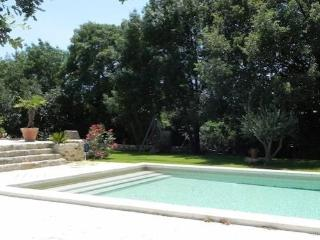 Magalas luxury villa South of France with pool