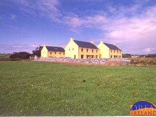Holiday homes in the heart of Doolin Village, Burren