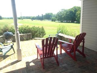 Golf house in the best small town in Maine, Castine