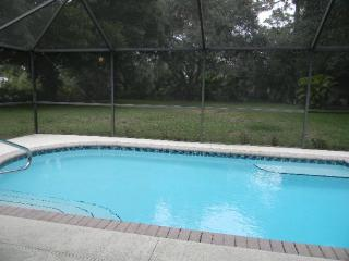 Padre - Beautiful pool home,walk to Manasota Beach, Englewood