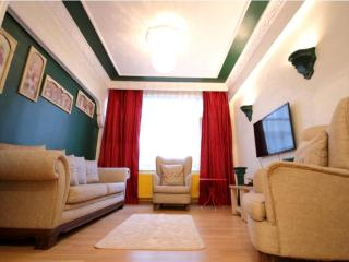 Charming flat with 3 bedrooms and 3 AC, Estambul