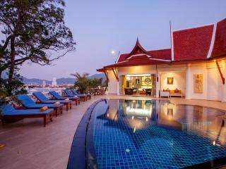 Luxury Villa with Bay View in Patong