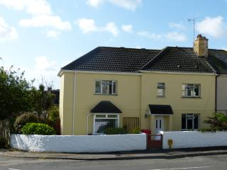 'The Yellow House' - Falmouth