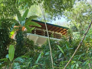 P10 Exotic Escape 3BR Rainforest Home Near Beach, Quepos