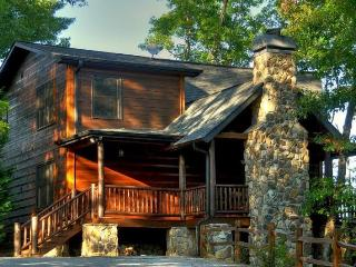Choctaw Mountain Lodge - Mountain Tops, Blue Ridge