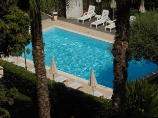 Residence Imperiale - beach, San Remo