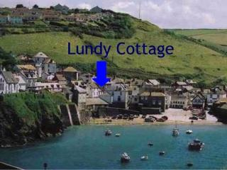 Lundy Cottage, Port Isaac