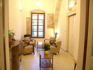 The Living Room - typical Ottoman era architecture