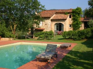 Cottage in the Tuscany hills with pool, San Martino in Freddana