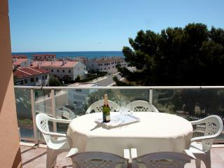 SEA VIEW APARTMENT PLATJA D'OR H206-090, Vandellos
