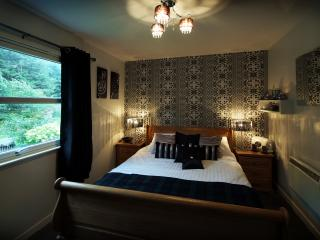 The Celtic king size room