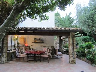 Oasis in the heart of Begur