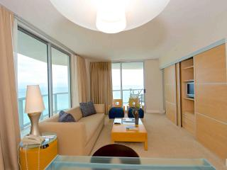 Stay on the beach in this luxury 2 Bedroom Condo, North Miami Beach