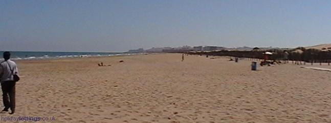 Blue Flag beach of Guardamar