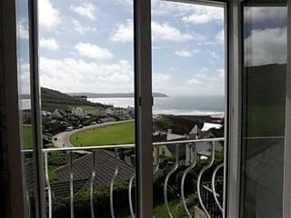 The Sail Loft-Woolacombe Esplanade with seaviews!