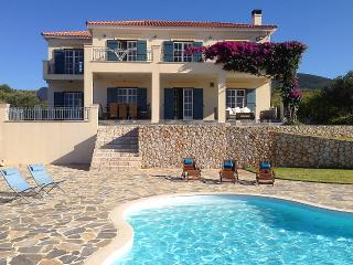 4 bed luxury villa — Karavados, Kefalonia, Greece