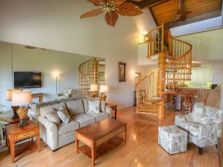 Renovated Two-Bedroom with a Partial Ocean View, Kihei