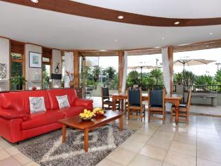 Auckland Westmere B&B pacific style outdoor living