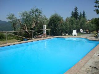 Lovely Villa with pool on Tuscan/Umbrian border, Mercatale