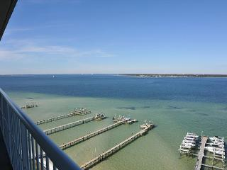 $150/nt Open Dates thru February! Gorgeous views at Tristan Towers; 3br!, Pensacola Beach