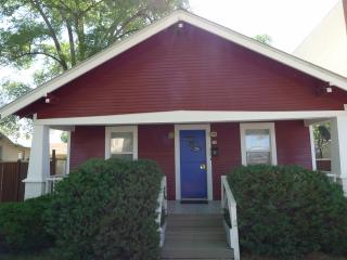 Charming Historic Bungalow, Downtown Location, Cortez