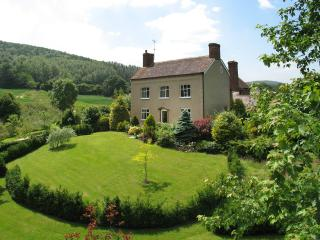 The Manor House at Eaton Manor, Church Stretton