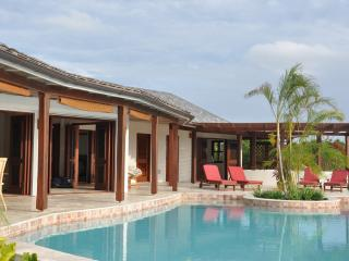 The Long House at Willikies, Antigua - Ocean View, Pool, Constant Breeze