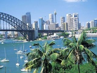 The city of Sydney & its beautiful harbour are only 35 minutes from your apartment.