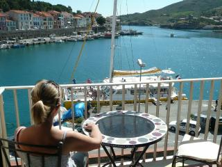 Studio with a view!, Port-Vendres