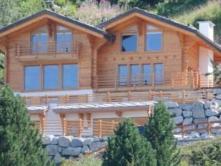 Luxury Chalet with hot tub near lifts and village, Nendaz