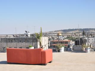 Central condo with best views of Old City, Jerusalem