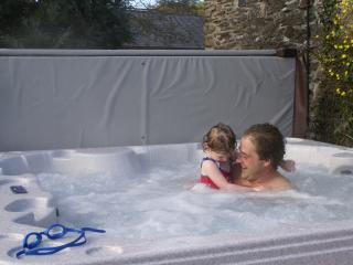 The Hot Tub - lovely