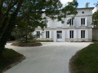 The Chateau at Petit Champagne, Saint-Jean-d'Angely