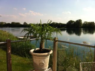 The landings, South Cerney