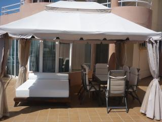 Luxury2bedr.apt.airc.40m beach, Ibiza