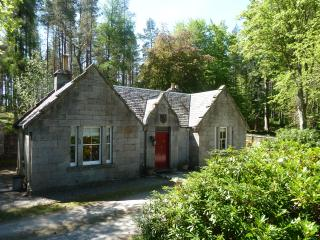 Gate Lodge, Newtonmore