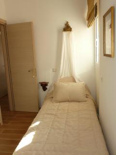 and the single bedroom