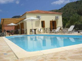 Villa Selene with private gated pool, Almyrida
