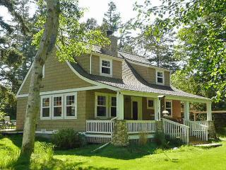 NEWLY LISTED on the sunny south end of San Juan Island. - (Southend Cottage)