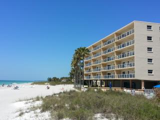 Beachcomber Unit 303 and 401. Renovated in 2014, Longboat Key