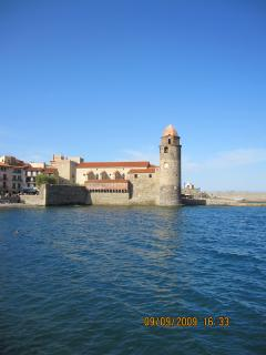 Collioure - close by & must to visit & stroll & dine