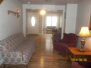 Vacation Rental In Jim Thorpe - Clean And Cozy