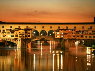 1 bedroom flat on quintessential Florentine street, wi-fi available, Florence