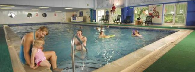 White Acres swimming pool includes and adult & children's pool